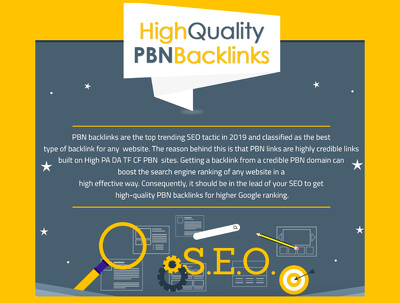 Build 10 High PA DA TF CF HomePage PBN Backlinks - Dofollow
