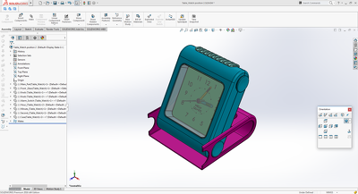 create any printable 3D model using SolidWorks, NX, FreeCAD