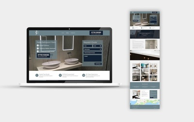 Design a responsive, SEO friendly 10 page Wordpress Website