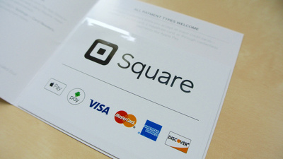 Embed square payment gateway in your website