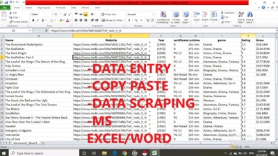 Scrap data and 1000 emails from any website and social media
