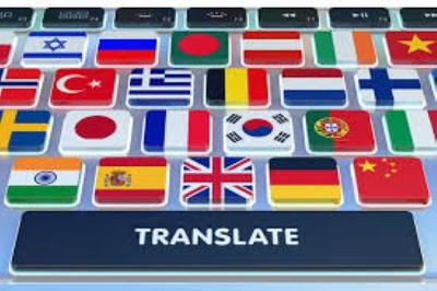 Translate documents from english to arabic .1000 words