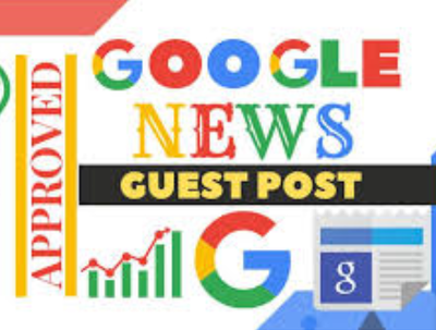 Publish 3* post on google news approved sites