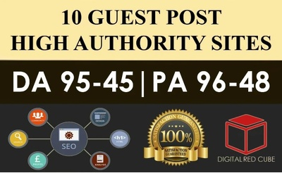 I Will 10x Premium Guest Posting Service Limited Time Offer