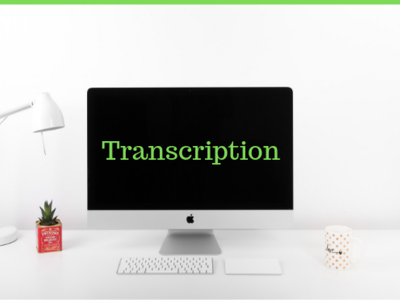 Transcribe up to 15 minutes audio / video