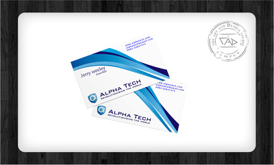 Make Business cards and Stationery Design