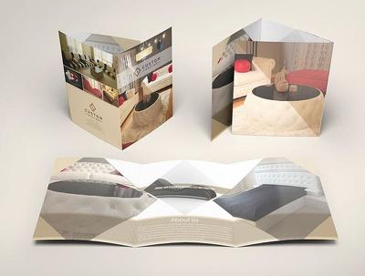 Design your Top Notch Brochure |Catalogue|Menu Design|