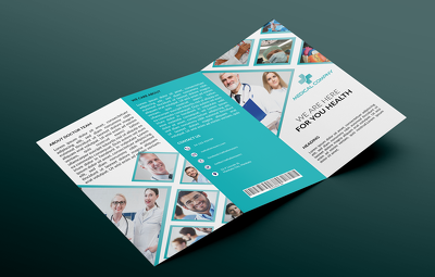 Create eye  catching brochure design for your business