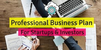 Write Business Plan
