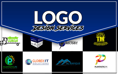 Design an Amazing Logo + Free email Signature + Free Source File