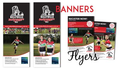 Design a Professional Brochure/Flyer/Banner/Invite/Leaflet