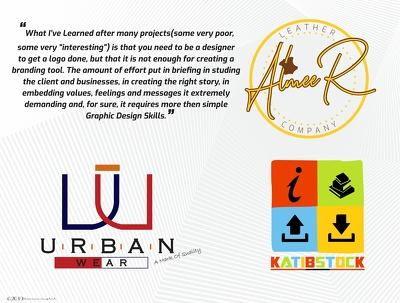 Design a creative logo for Business company