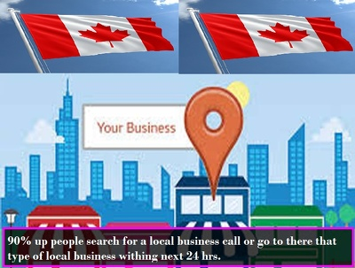 Add Your Business Details on 30 Canada Citation by Manually