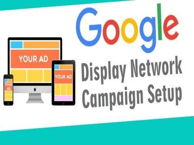 Setup Google Display Ad Campaign today