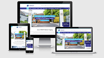 design & develop bespoke, seo friendly, responsive cms website