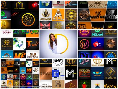 Design Premium Logo + Unlimited concepts & Revisions