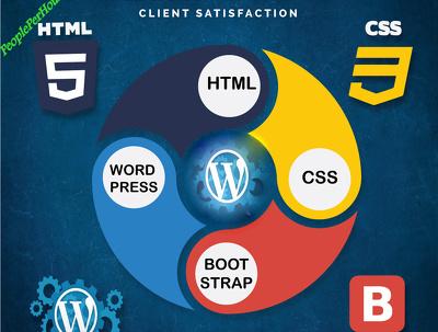 Do customize or fix any Wordpress website