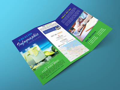 Professonal Flyer Brochure or A4 Document Design Premium Quality