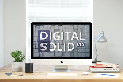 Design a modern/minimal logo