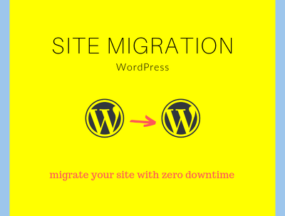 Migrate your WordPress site from one to another