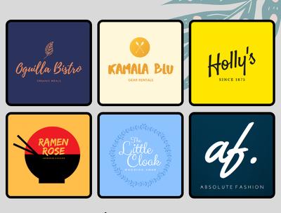 Make personal/brand logo design