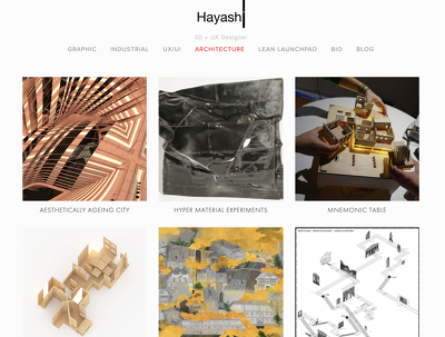 Create a beautiful and modern Squarespace website