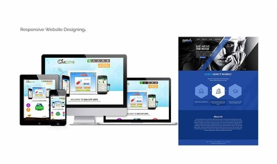 Design a custom 5 page WordPress website for your business