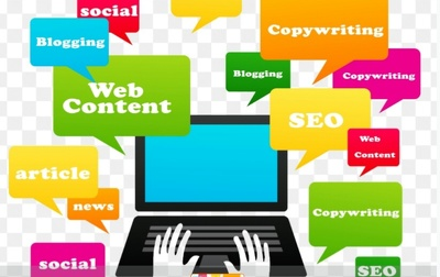 Write 2500 word website content (5 web pages): SEO & competitive