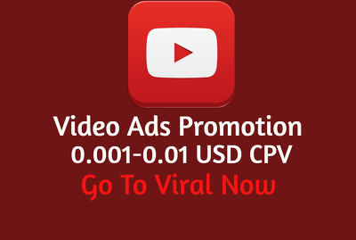 Deliver less than 0.01USD a CPV with Youtube ads campaign