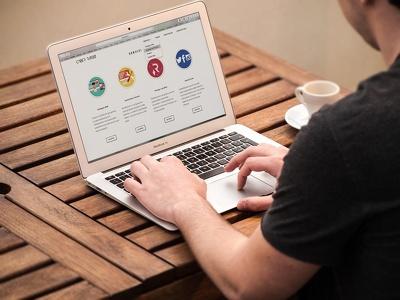Write your website copy
