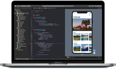 Create iOS app UI in SwiftUI