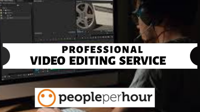 Do professional video editing and motion graphics