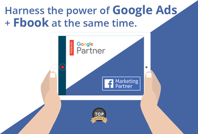 Build Agency Level Google Ads & FBook Ads Campaign