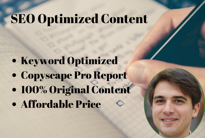 Provide you with 500 words of SEO optimized content