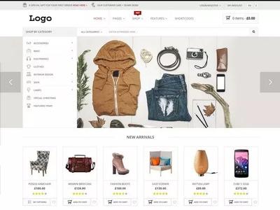 Create online eCommerce store WordPress website