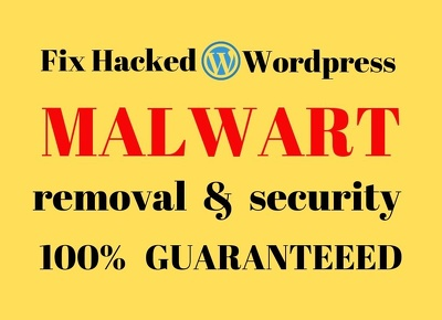 Remove Malware And Fix Hacked Wordpress Site Recover Wp Security