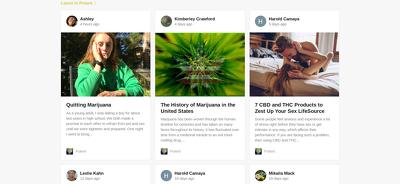 Dofollow Guest Post on Potent Media - Marijuana CBD cannabis