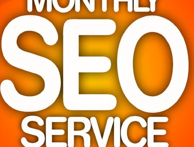 Provide monthly SEO service, website optimization for top google