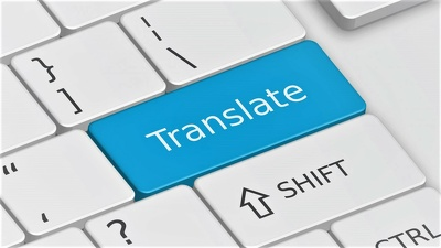 Fluent translation from ENG to ITA & vice-versa (max.600 words)