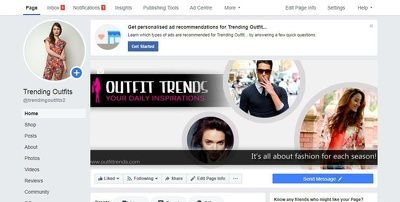 Create and optimize professional Facebook business page