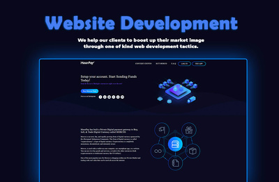 Make high quality website  for your bussiness