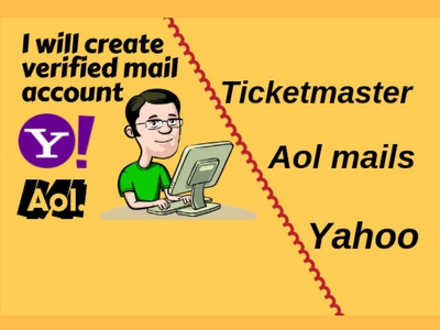 Create 50 Email address Ready to Use (100% Verified)