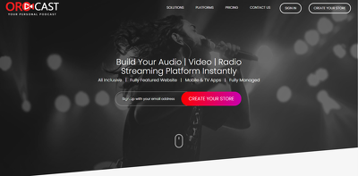 OTT, Audio, Video, Live Streaming platform, DRM Platform