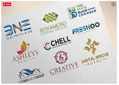 Design 5 Modern Logo Design For Your Business In 24 Hours