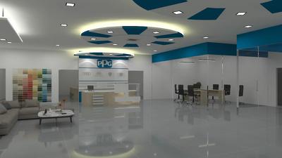 Design interior, exterior and render