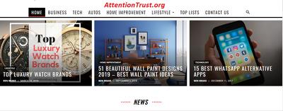 publish Guest Post on DA 44 Blog AttentionTrust.org