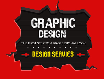 Design any computer graphic for you