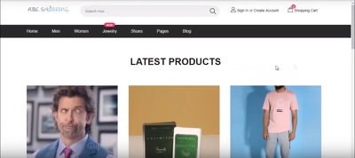 Design and Develop a PHP eCommerce website