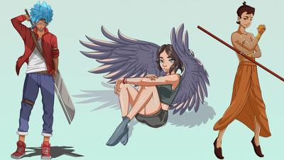 Make Awesome Anime Illustration