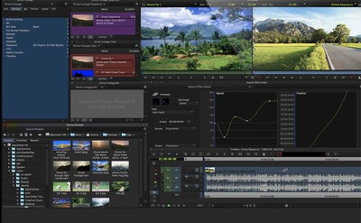 Provide Professional, High-End Video Editing.